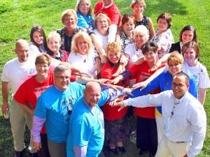 Corporate Volunteers    DWP©12