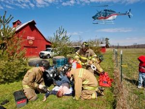 Farm Injury   DWP©